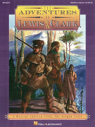 Product Cover for The Adventures of Lewis & Clark (Musical)