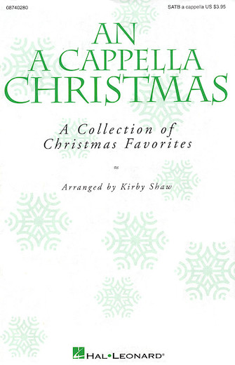 Product Cover for An A Cappella Christmas (Collection)