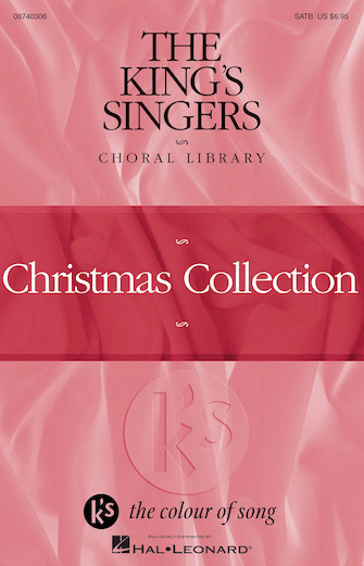 Product Cover for The King's Singers Choral Library (Christmas Collection)