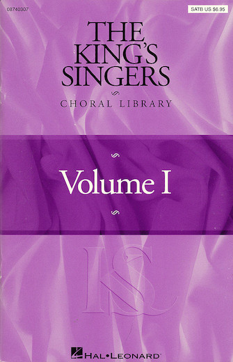Product Cover for The King's Singers Choral Library (Vol. I) (Collection)
