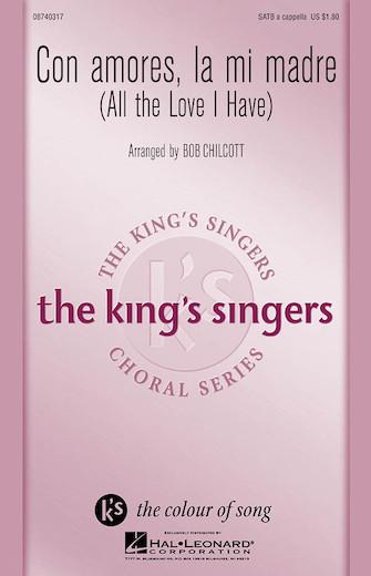 Product Cover for Con amores, la mi madre