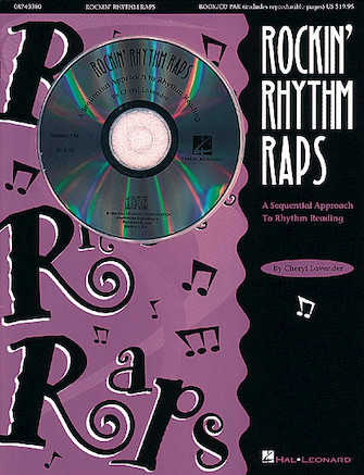 Product Cover for Rockin' Rhythm Raps – A Sequential Approach to Rhythm Reading (Resource)