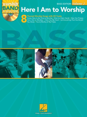 Product Cover for Here I Am to Worship – Bass Edition