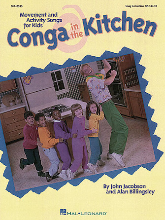 Product Cover for Conga in the Kitchen (Movement and Activity Collection)