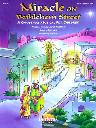Product Cover for Miracle on Bethlehem Street