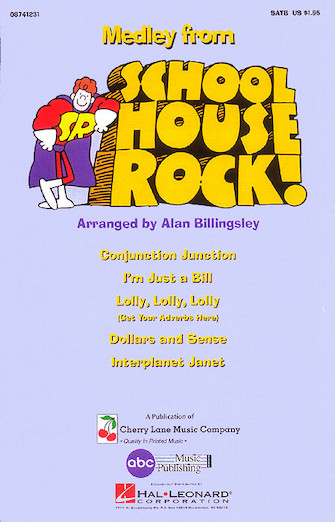 Product Cover for Schoolhouse Rock! (Medley)
