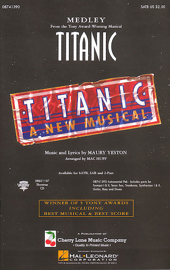Product Cover for Titanic (Broadway Medley)