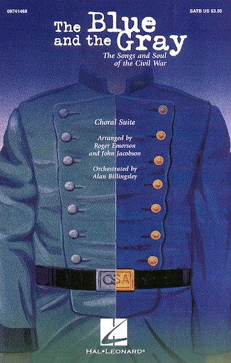 Product Cover for The Blue and the Gray (Choral Suite)