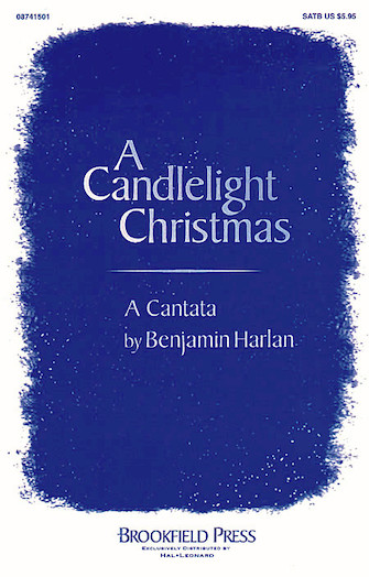 A Candlelight Christmas : SATB : John Purifoy : Sheet Music : 08741501 : 073999415018