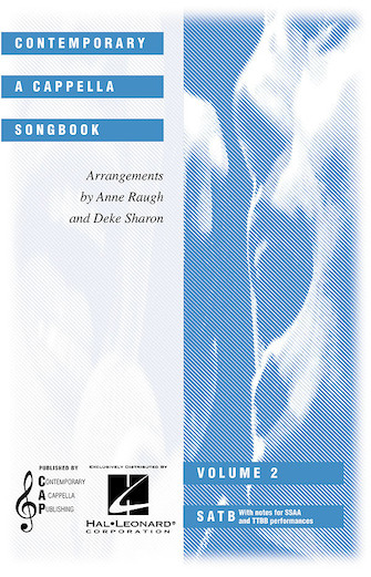 Product Cover for Contemporary A Cappella Songbook – Vol. 2 (Collection)