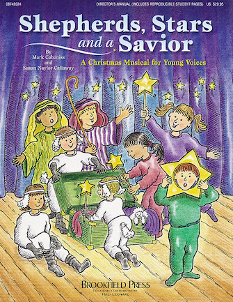 Product Cover for Shepherd, Stars, and a Savior (Holiday Sacred Musical)