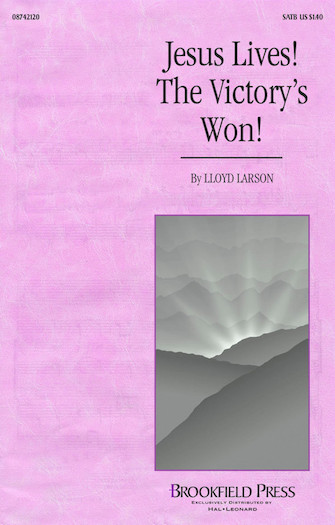 Product Cover for Jesus Lives! The Victory's Won!