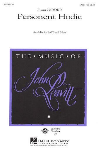 Personent Hodie : SATB : John Leavitt : Sheet Music : 08742170 : 073999070804
