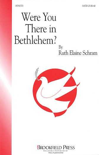 Product Cover for Were You There in Bethlehem?