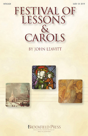 Product Cover for Festival of Lessons & Carols