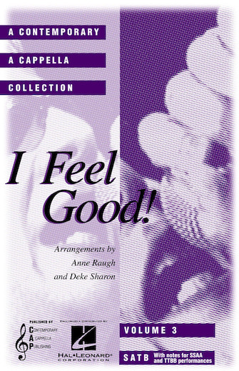 Product Cover for I Feel Good (A Contemporary A Cappella Collection, Volume 3)