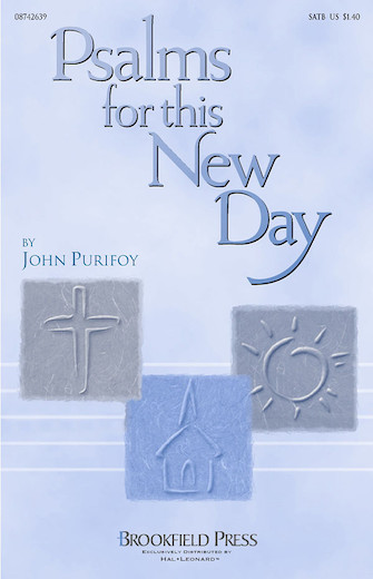 Product Cover for Psalms for This New Day