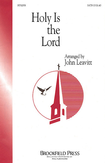 Product Cover for Holy Is the Lord