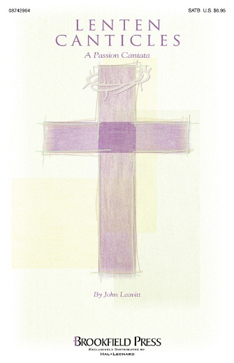 Product Cover for Lenten Canticles