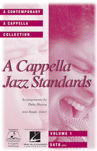 Product Cover for A Cappella Jazz Standards (Collection)