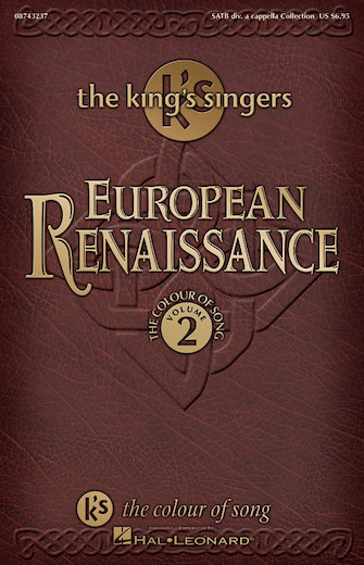 Product Cover for European Renaissance (Collection – The Colour of Song, Vol. 2)