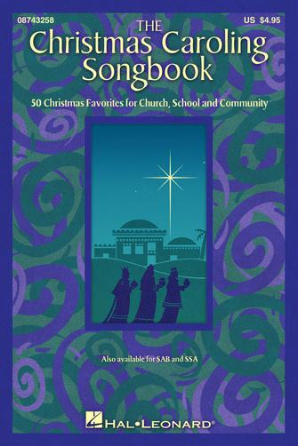 Product Cover for The Christmas Caroling Songbook