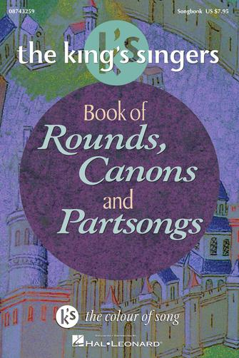 Product Cover for The King's Singers Book of Rounds, Canons and Partsongs