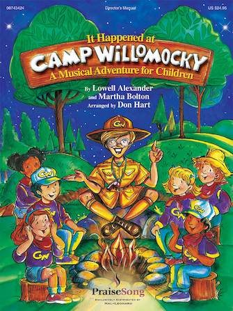 Product Cover for It Happened at Camp Willomocky