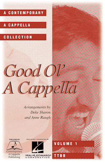 Product Cover for Good Ol' A Cappella