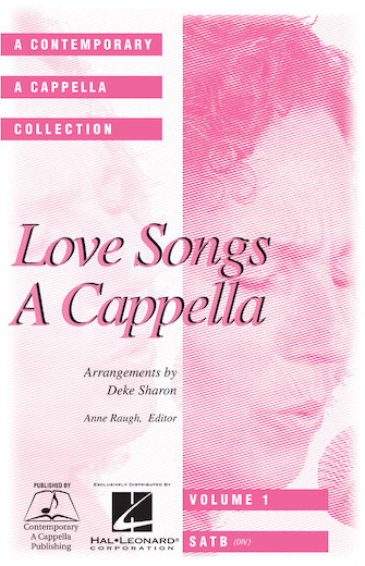 Product Cover for Love Songs A Cappella
