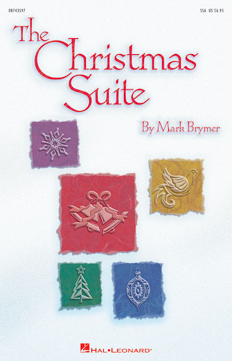Product Cover for The Christmas Suite (for Ssa Choir & Soloist)