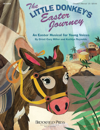 Product Cover for The Little Donkey's Easter Journey