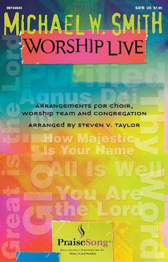 Product Cover for Michael W. Smith Worship Live