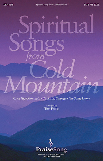 Product Cover for Spiritual Songs from Cold Mountain