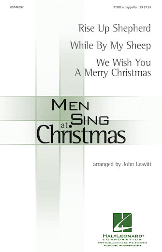 Product Cover for Men Sing at Christmas