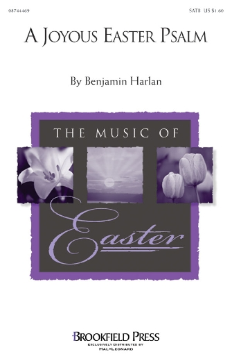 Product Cover for A Joyous Easter Psalm