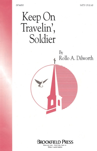 Product Cover for Keep on Travelin', Soldier