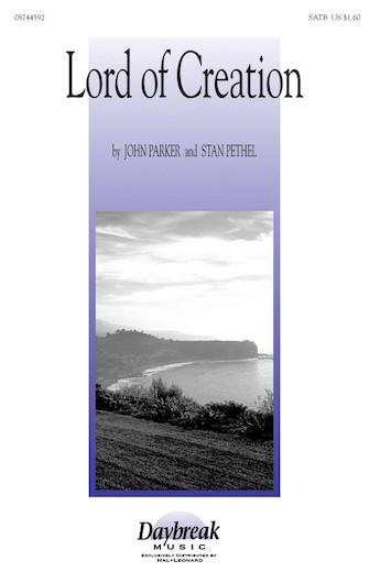 Lord of Creation : 2-Part : Stan Pethel : Stan Pethel : Sheet Music : 08744592 : 073999572230
