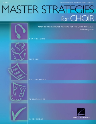 Product Cover for Master Strategies for Choir