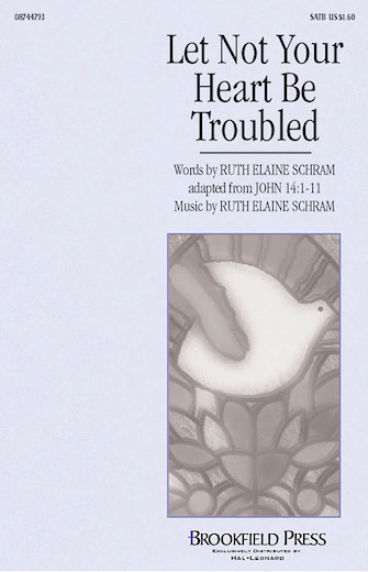 Product Cover for Let Not Your Heart Be Troubled