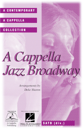 Product Cover for A Cappella Jazz Broadway