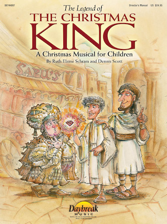 Product Cover for The Legend of the Christmas King