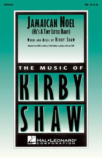 Jamaican Noel : TBB : Kirby Shaw : Sheet Music : 08744918 : 073999534887