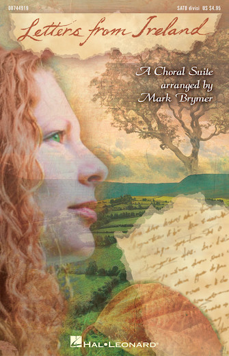 Product Cover for Letters from Ireland (Choral Suite)