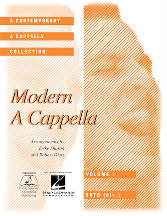 Product Cover for Modern A Cappella