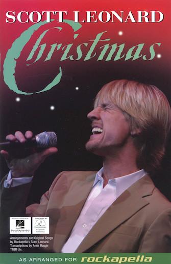 Product Cover for Scott Leonard Christmas – As Arranged for Rockappella