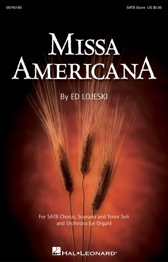 Product Cover for Missa Americana