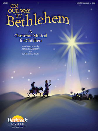Product Cover for On Our Way to Bethlehem