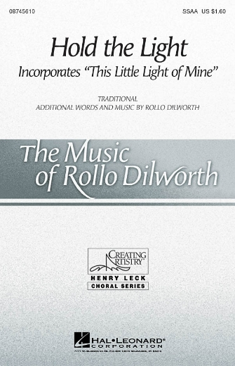 Product Cover for Hold the Light