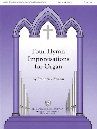 Product Cover for Four Hymn Improvisations for Organ – Volume I